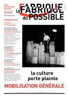 La Fabrique du Possible n°6 Spécial Avignon 2015