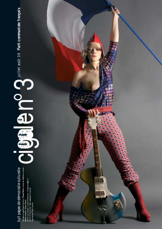 Cigale n°3 / Juillet 2006